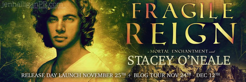 Fragile Reign Blog & Release Date
